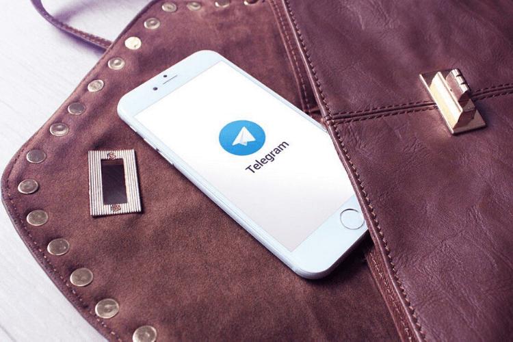 telegram-connexion