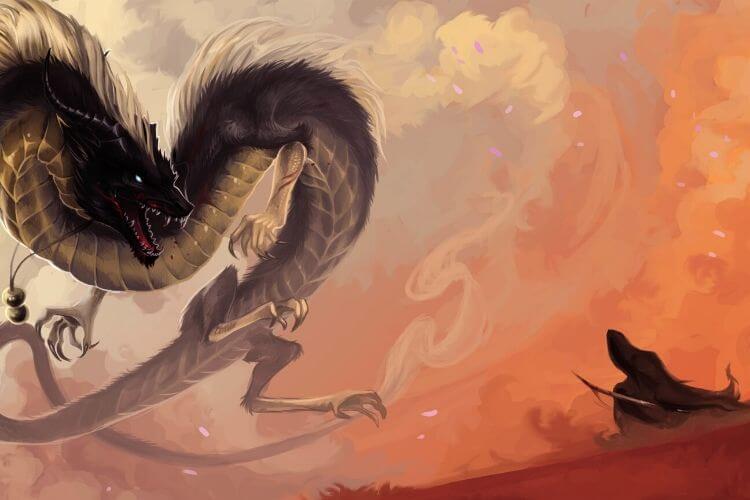 dragon-chinois-dessin