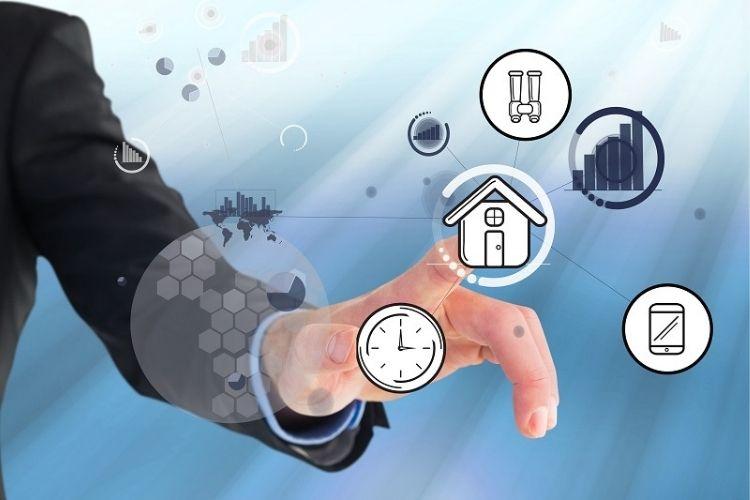 Le digital dans le secteur immobilier