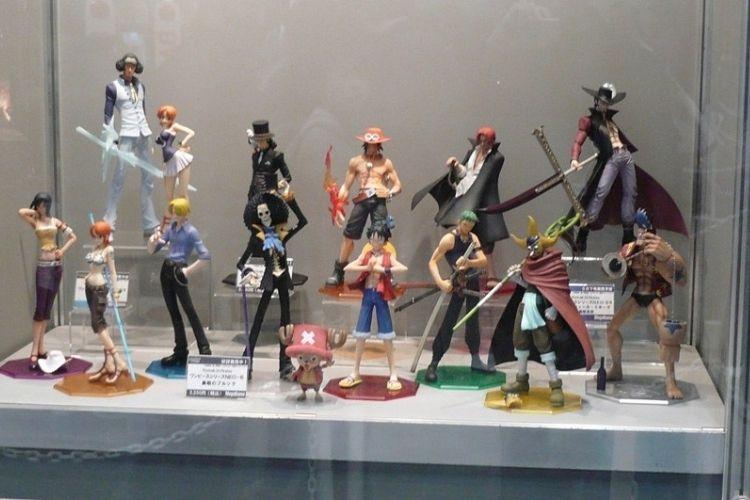 achat de figurine